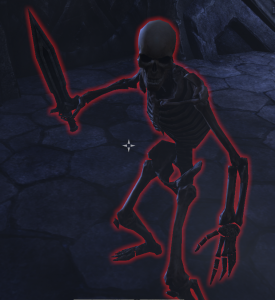 Coldharbor Skeleton