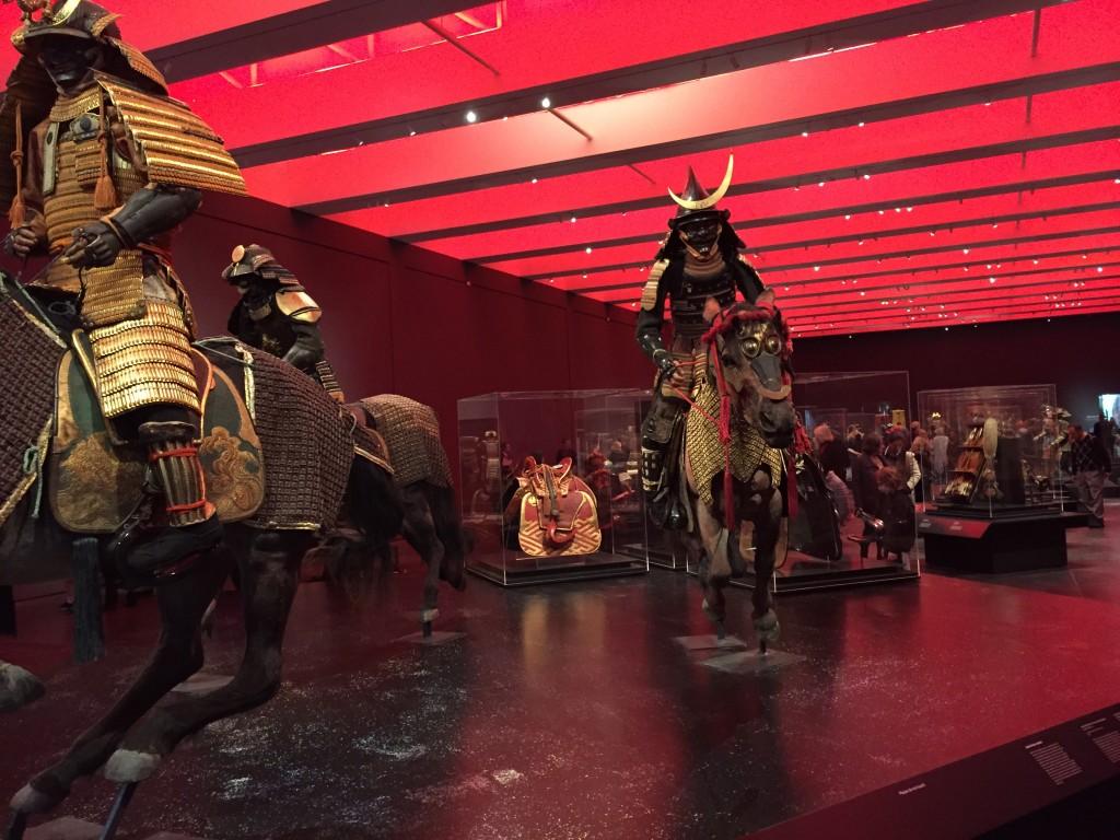 LACMA Samurai Exhibit
