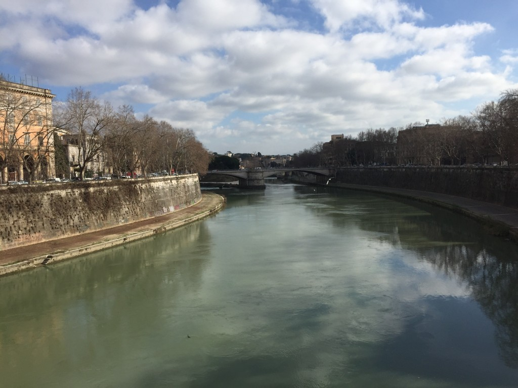 The Tiber. Not much else to say, really.