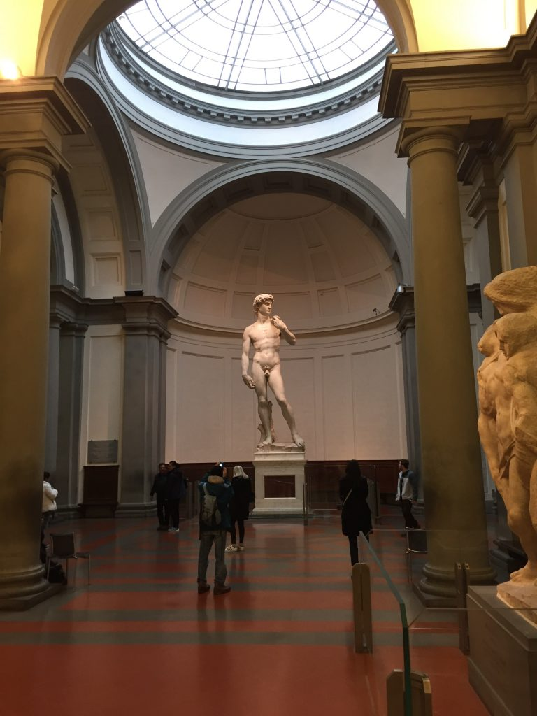 Damn, that's a big statue.