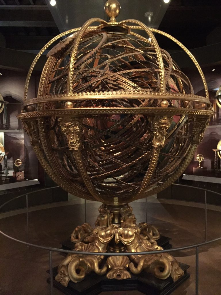 The Renaissance ancestor to the worlds' largest ball of twine.