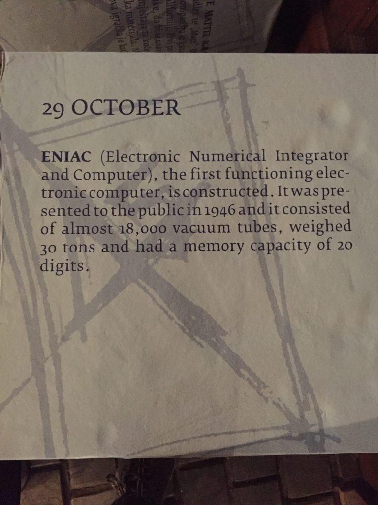 Block - Eniac